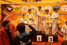 درخشش رنگارنگ کاراته کاران سیستان و بلوچستان در رقابت های بین المللی