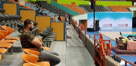 چیریچ در گفت وگوی اختصاصی با جی پلاس: والیبال ایران قهرمان آسیا می شود