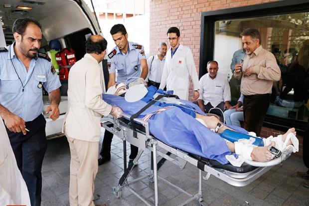428 بیمار به استان های همجوار اعزام شدند