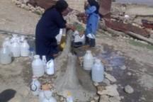 مشکل قطعی آب در مناطق روستایی شهرستان کوهرنگ رفع شد