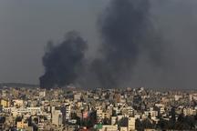 برقراری آتش بس شکننده/ بمباران 25 هدف در نوار غزه/ پاسخ مقاومت