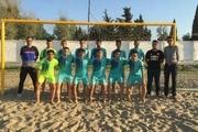 معرفی تیم های صعود کننده به مرحله دوم فوتبال ساحلی امیدهای کشور