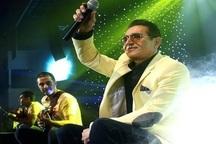 کنسرت موسیقی فریدون آسرایی در گناباد