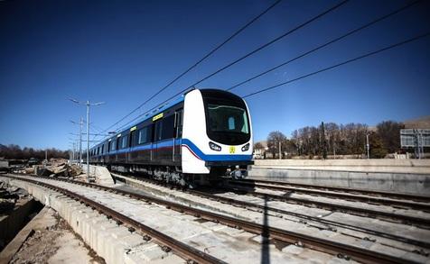 متروی کرج تا قزوین میرود ؟