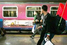 گنجایش قطار مسافربری مشهد - خرمشهر افزایش یافت