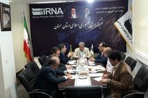 میزگرد'واحدهای تولیدی و راهکار حمایت از کالای ایرانی' برگزار شد