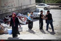 توزیع چادر و بستههایغذایی به خانوارهای زلزله زده مسجدسلیمان  مکاتبه با وزارت کشور برای پرداخت خسارتها