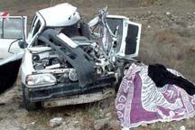 حادثه رانندگی در مسیر فرمهین به کمیجان سه کشته داشت