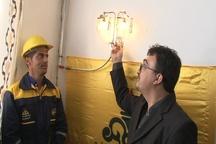 گازرسانی به روستاهای بالای 20 خانوار هریس پایان یافت