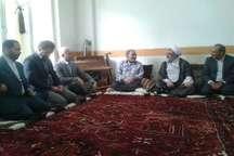 امام جمعه مراغه:جانبازان و ایثارگران ادامه دهندگان نهضت عاشورا هستند