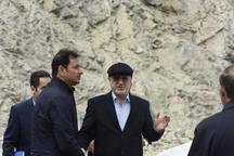 استاندار البرز: اراضی مسیر پروژه همت در حال تملک است