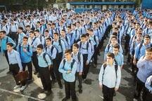 500 دانش آموز در آستارا سفیران پاکیزگی شدند