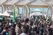 92 هزار زائر حسینی از مرز مهران تردد کردند