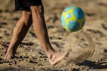 تیم های فوتبال ساحلی یزد با آمادگی به مصاف حریفان می روند