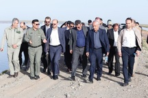 احیای تالاب الله آباد در کاهش ریزگردهای دشت قزوین موثر است
