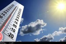 دمای هوای مازندران پنج درجه افزایش می یابد