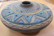 هفت اثر هنرمندان صنایع دستی استان سمنان نشان ملی مرغوبیت صنایع دستی دریافت کردند