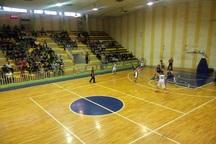 مسابقات قهرمانی بسکتبال نوجوانان کشور در آبادان آغاز شد