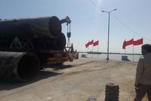 آغاز بازسازی پل بعثت، شاهکار مهندسی رزمی تاریخ دفاع مقدس در اروندکنار