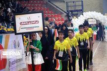 المپیاد استعدادهای برتر ورزشی شهرستانهای اصفهان برگزار میشود