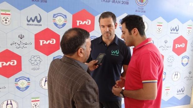 مقدمات برای آغاز مسابقات اوراسیا در یزد فراهم است