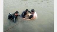 غرق شدن 4 نفر در رودخانه هراز  جستجو برای پیدا کردن جسد زن 24 ساله و نوجوان 10 ساله