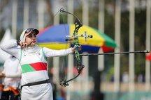 نخستین مدال برنز تیروکمان ایران در بازی های آسیایی