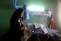تصویب طرح تامین کمک هزینه درمان قربانی اسید پاشی در شورای شهر تبریز