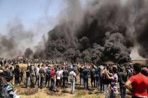اسرائیل هیچ کس را در نوار غزه «بی گناه» نمی داند