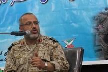 تاکید فرمانده سپاه سمنان بر افزایش سطح آمادگی نیروهای مسلح