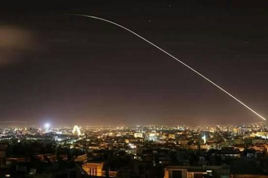 اسرائیل ۲۴ ساعت قبل از حمله آمریکا به سوریه، از آن اطلاع داشت