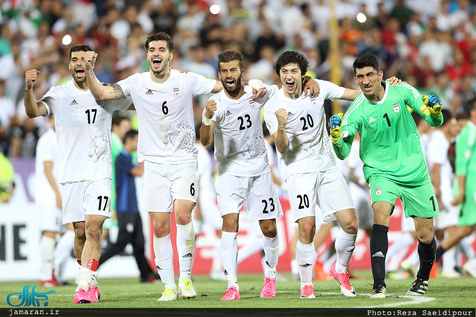 بازتاب صعود تیم ملی فوتبال به جام جهانی در رسانههای معتبر دنیا