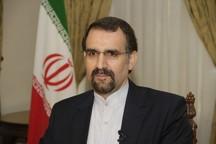 رایزنی سفیر ایران در روسیه با مقامات عالیرتبه روسی در همایش اقتصادی شرق دور