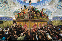 بغض استکبار رسانه ای از اجتماع حسینی
