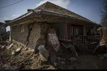53 خانواده سیل زده سوادکوه کمک بلاعوض دریافت کردند