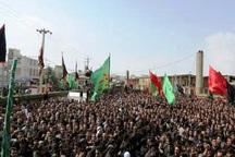 عزاداری متمرکز حسینیان آستارا دوشنبه هفته جاری برگزار می شود