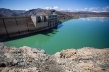 39 درصد سد زاینده رود آبگیری شد