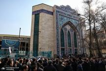 واکنش آذر منصوری و محمدعلی ابطحی به بسته بودن درب های حسینیه ارشاد