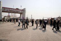 روسای قرارگاه اربعین در شلمچه و چذابه از وزیر کشور حکم گرفتند