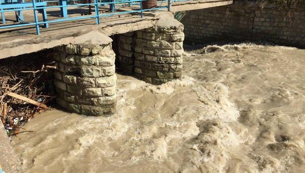 هشدار آب منطقه ای البرز نسبت به توقف در حاشیه رودخانه ها