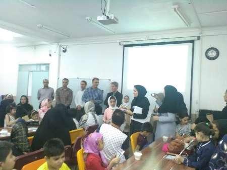 مسابقات استانی کودکان هوشمند در دشتستان بوشهر برگزار شد