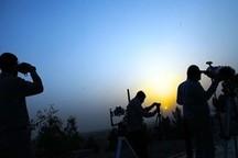 ١٤ تیم رصدی در استان مرکزی هلال ماه شوال را رویت می کنند