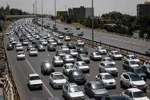 ثبت تردد بیش از پنج میلیون و 500 هزار خودرو در جاده های استان زنجان