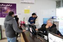 پایانه هوشمند مسافربری شهرداری لاهیجان ، آماده میزبانی از مسافران است