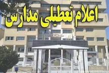مدارس رامسر، تنکابن و عباسآباد تعطیل شد