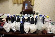 کشف بیش از ۹۱ کیلوگرم هروئین در ساوجبلاغ