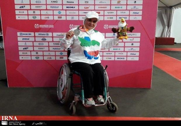 بانوان خوزستانی سه نشان رنگارنگ کسب کردند