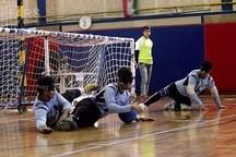 دعوت ازمربی وبازیکن گلبال همدان به اردوی تیم ملی اعزامی به پاراآسیا