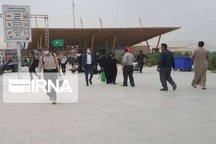 ۲۲۰ هزار زائر خارجی اربعین امسال از شلمچه به عراق سفر کردند