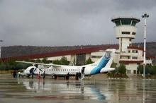 پروازهای فرودگاه یاسوج به اردیبهشت ماه 97 موکول شد
